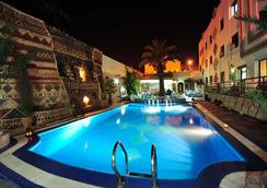 阿加迪尔大西洋酒店 - 阿加迪尔 - 游泳池