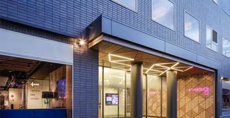 东京锦系町Moxy酒店 - 东京 - 建筑