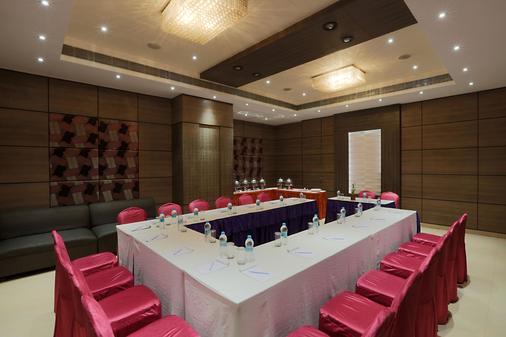 南丹酒店 - 古瓦哈蒂 - 会议室
