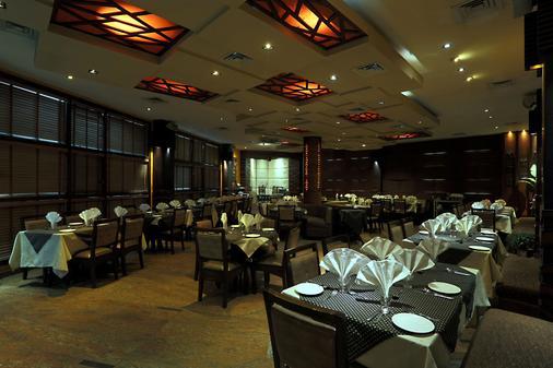 Hotel Nandan - 古瓦哈蒂 - 餐馆