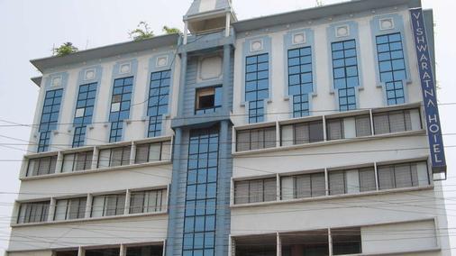 维士瓦拉塔纳酒店 - 古瓦哈蒂 - 建筑