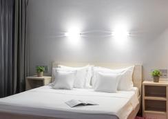 马林斯公园酒店 - 下诺夫哥罗德 - 睡房