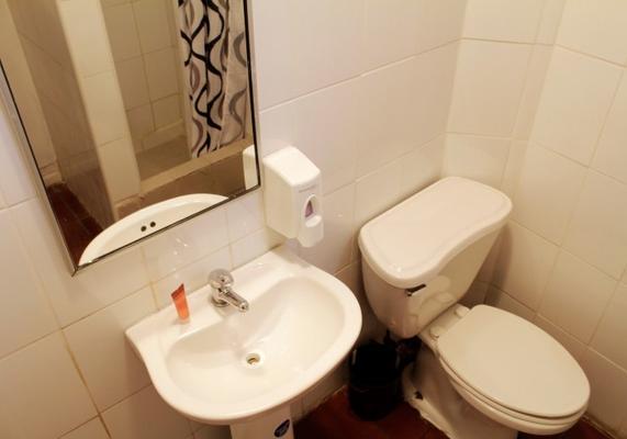 普罗维登青年旅馆 - 圣地亚哥 - 浴室