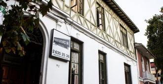 普罗维登青年旅馆 - 圣地亚哥 - 建筑