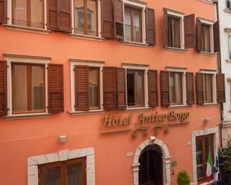 安蒂科博尔戈酒店 - 里瓦 - 建筑