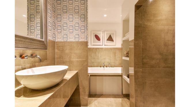 范克莱夫酒店 - 布鲁日 - 浴室