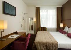 阿姆斯特尔景观酒店 - 阿姆斯特丹 - 睡房