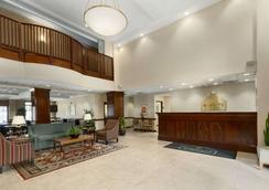 夏洛特机场南I-77提渥拉温德姆集团温盖特酒店 - 夏洛特 - 大厅