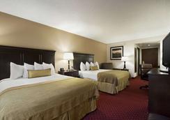 夏洛特机场南I-77提渥拉温德姆集团温盖特酒店 - 夏洛特 - 睡房