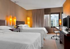 喜来登解放者酒店 - 布宜诺斯艾利斯 - 睡房