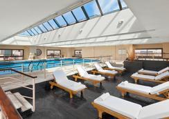 喜来登解放者酒店 - 布宜诺斯艾利斯 - 游泳池