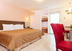 巴亚尔塔港皇冠天堂俱乐部度假酒店 - 巴亚尔塔港 - 睡房