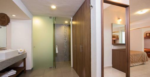 巴亚尔塔港皇冠天堂俱乐部度假酒店 - 巴亚尔塔港 - 浴室