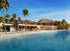 马尔代夫硬石酒店 - 马列 - 建筑