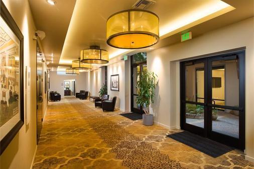 马克史宾塞酒店 - 波特兰 - 门厅