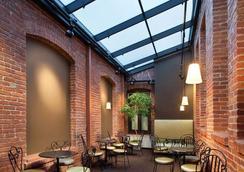马克史宾塞酒店 - 波特兰 - 餐馆