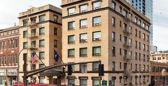 马克史宾塞酒店 - 波特兰 - 建筑