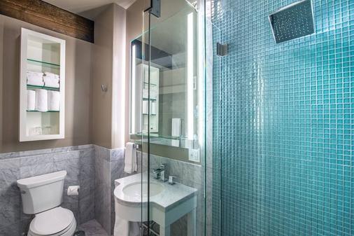 马克史宾塞酒店 - 波特兰 - 浴室