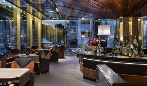 安巴夏特利酒店 - 里米尼 - 酒吧