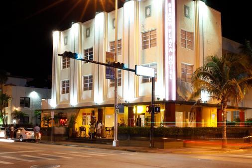 南海滩广场别墅酒店 - 迈阿密海滩 - 建筑