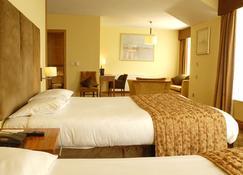 凯特尔斯田园酒店 - 索兹 - 睡房