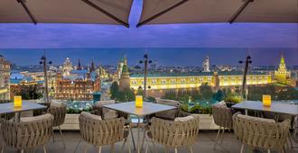 莫斯科丽思卡尔顿酒店集团 - 莫斯科 - 露天屋顶