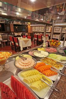 伊瓜苏殖民风格酒店 - 伊瓜苏 - 自助餐
