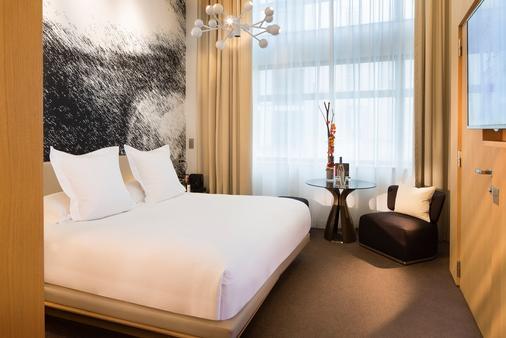 三科考德旅馆 - 巴黎 - 睡房