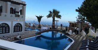 费拉蓝色套房及温泉酒店 - 费拉 - 建筑