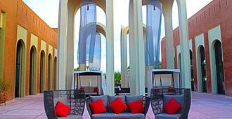 麦地那肯兹俱乐部酒店 - 马拉喀什 - 建筑