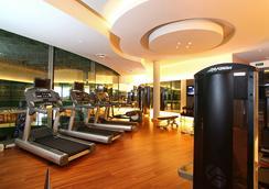 H2O酒店 - 马尼拉 - 健身房