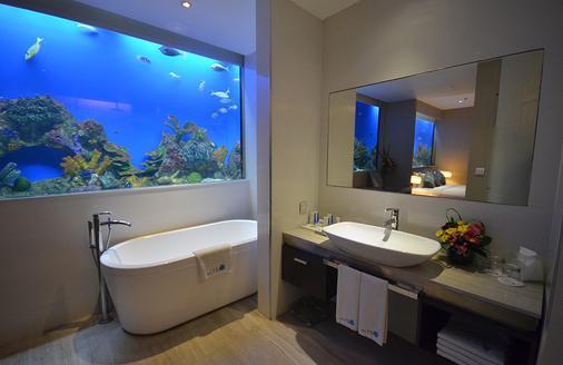 H2O酒店 - 马尼拉 - 浴室