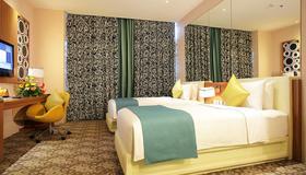 H2O酒店 - 马尼拉 - 睡房