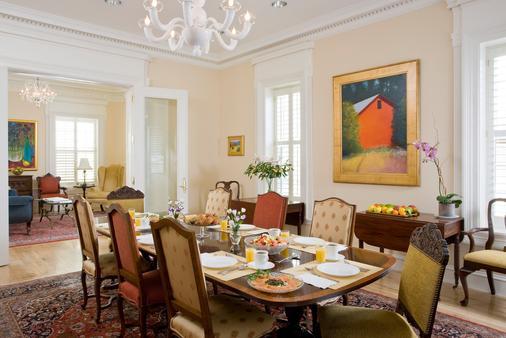 使馆区宾馆 - 华盛顿 - 餐厅