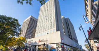 加弗努尔广场杜普伊斯酒店 - 蒙特利尔 - 建筑
