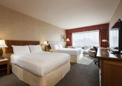 加弗努尔广场杜普伊斯酒店 - 蒙特利尔 - 睡房