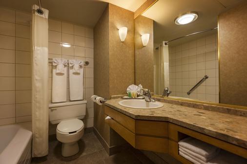 加弗努尔广场杜普伊斯酒店 - 蒙特利尔 - 浴室