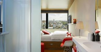 伦敦肖尔迪奇世民酒店 - 伦敦 - 睡房