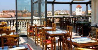 罗马尼克宫殿酒店 - 罗马 - 餐馆