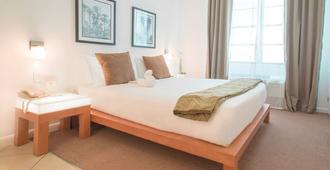 米默萨酒店 - 迈阿密海滩 - 睡房