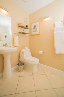 米默萨酒店 - 迈阿密海滩 - 浴室
