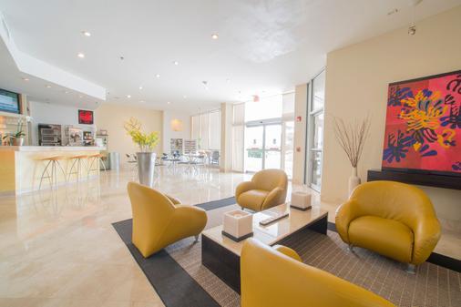 米默萨酒店 - 迈阿密海滩 - 大厅
