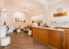 果戈里酒店 - 圣彼德堡 - 大厅