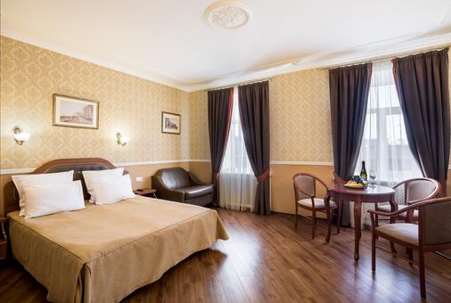 果戈里酒店 - 圣彼德堡 - 睡房
