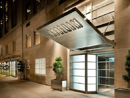 肖汉姆酒店 - 纽约 - 建筑