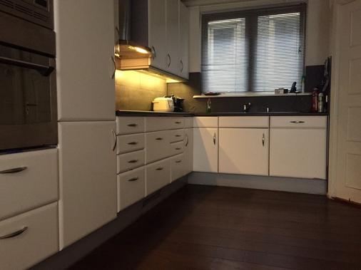 阿姆斯特丹4假日住宿加早餐旅馆 - 阿姆斯特丹 - 厨房