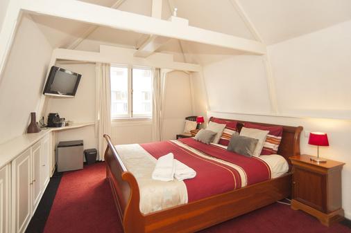 阿姆斯特丹4假日住宿加早餐旅馆 - 阿姆斯特丹 - 睡房