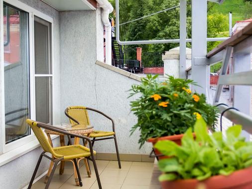 银钥匙酒店 - 下诺夫哥罗德 - 阳台