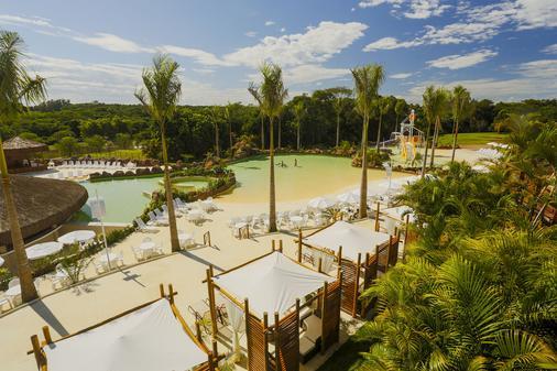 马布瑟玛斯度假大酒店 - 伊瓜苏 - 游泳池
