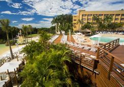 马布瑟玛斯度假大酒店 - 伊瓜苏 - 户外景观